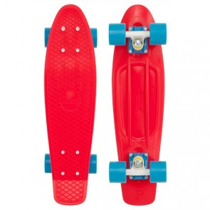 "Penny Skateboards - Penny Original 22"" Red Blue White Complete Skateboard"