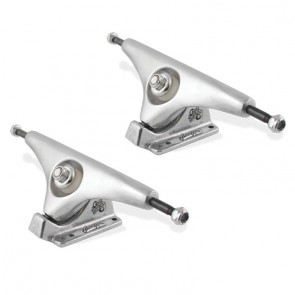 Sector 9 Gullwing Charger Skateboard Trucks - Silver