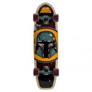 Santa Cruz Star Wars Boba Fett Cruzer Complete