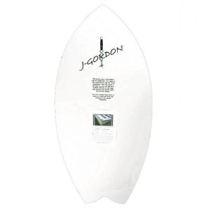J-Gordon Skimboard - Retro Fish