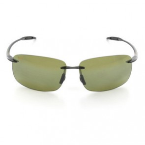 Maui Jim Breakwall Sunglasses - Smoke Grey/Maui HT