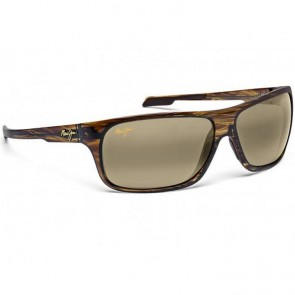 Maui Jim Island Time Sunglasses - Striped Rootbeer/HCL Bronze
