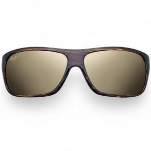 Maui Jim Island Time Sunglasses - Striped Rootbeer/HCL Bronze