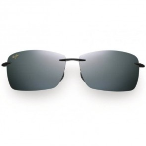 Maui Jim Lighthouse Sunglasses - Gloss Black/Neutral Grey
