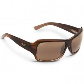 Maui Jim Palms Sunglasses - Chocolate Fade/HCL Bronze