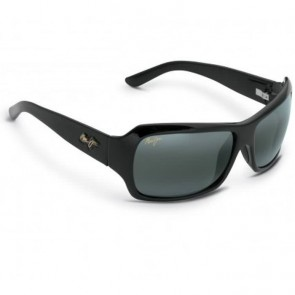 Maui Jim Palms Sunglasses - Gloss Black/Neutral Grey