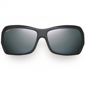 Maui Jim Women's Palms Sunglasses - Gloss Black/Neutral Grey