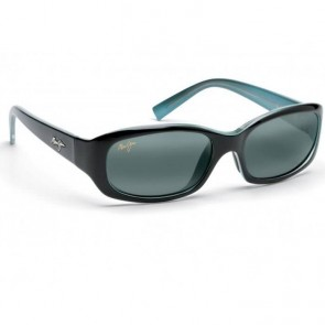 Maui Jim Punchbowl Sunglasses - Black Blue/Neutral Grey
