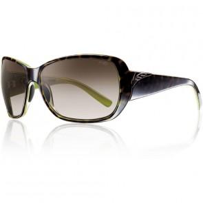 Smith Women's Hemline Polarized Sunglasses - Apple Tortoise/Brown Gradient