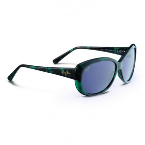 Maui Jim Women's Pikake Sunglasses - Emerald/Neutral Grey
