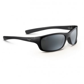 Maui Jim Kipahulu Sunglasses - Gloss Black/Neutral Grey