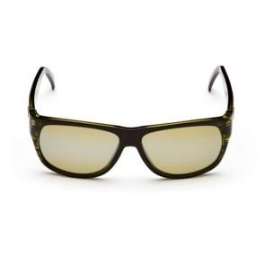 Maui Jim Makawao Sunglasses - Olive Stripe/Maui HT