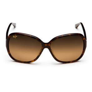 Maui Jim Women's Maile Sunglasses - Dark Tortoise/HCL Bronze