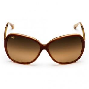 Maui Jim Women's Maile Sunglasses - Tortoise and Ivory Demi/HCL Bronze