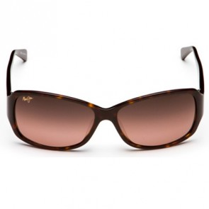 Maui Jim Women's Nalani Sunglasses - Dark Tortoise/Maui Rose