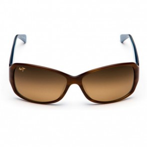 Maui Jim Women's Nalani Sunglasses - Tortoise with White and Blue/HCL Bronze