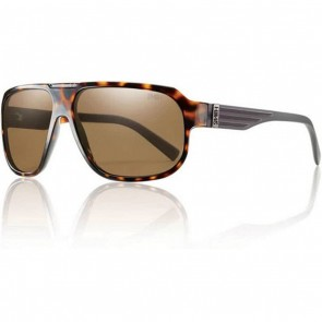 Smith Gibson Sunglasses - Havana/Brown Polarized