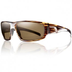 Smith Terrace Sunglasses - Mahogany/Brown Polarized