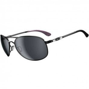 Oakley Women's Given Sunglasses - Polished Chrome/Grey