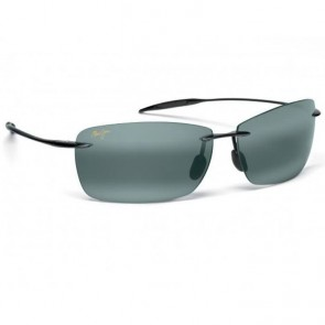 Maui Jim Lighthouse Sunglasses - Smoke Grey/Maui HT