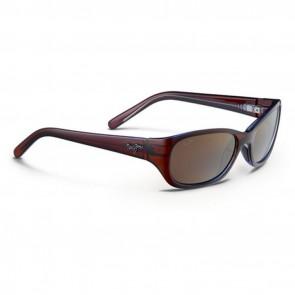 Maui Jim Women's Kuiaha Bay Sunglasses - Rootbeer Blue/HCL Bronze
