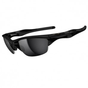Oakley Half Jacket 2.0 Sunglasses - Polished Black/Black Iridium