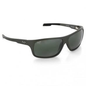 Maui Jim Island Time Sunglasses - Titanium/Neutral Grey