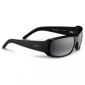 Maui Jim Blue Water Sunglasses - Midnight Black/Neutral Grey