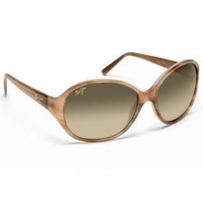 Maui Jim Ginger Sunglasses - Matte Sandstone/HCL Bronze