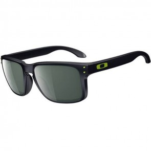 Oakley Holbrook Sunglasses - Steel/Dark Grey