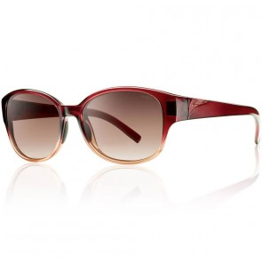 Smith Women's Lyric Sunglasses - Scarlet Fade/Sienna Gradient