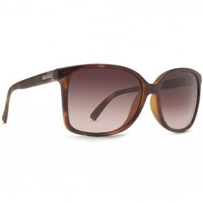 Von Zipper Women's Castaway Sunglasses - Tortoise Satin/Gradient