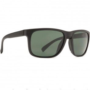 Von Zipper Lomax Sunglasses - Black Satin/Vintage Grey
