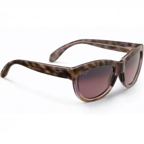 Maui Jim Women's Kanani Sunglasses - Grey Tortoise/Maui Rose