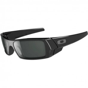 Oakley Gascan Sunglasses - Polished Black/Grey