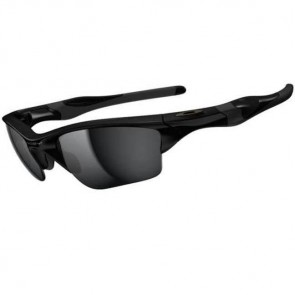 Oakley Half Jacket 2.0 XL Sunglasses - Polished Black/Black Iridium