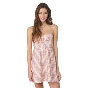 Roxy Women's Sunburst Dress - Glow Pink