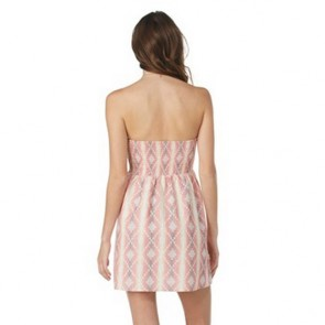 Roxy Women's Sunburst Dress - Glow Pink