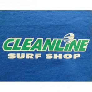 Cleanline Retro Pullover Hoodie - Royal