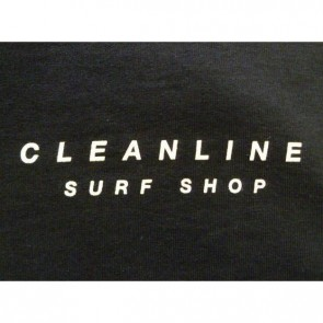 Cleanline Mural L/S T-Shirt - Black