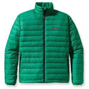 Patagonia Down Sweater Jacket - Green Super Sonic