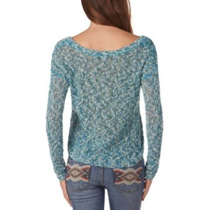 Roxy Women's Harwell Sweater - Baltic Blue