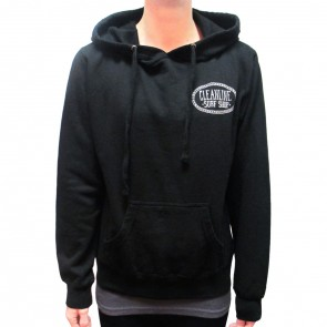 Cleanline Women's Anchor Hoodie - Black