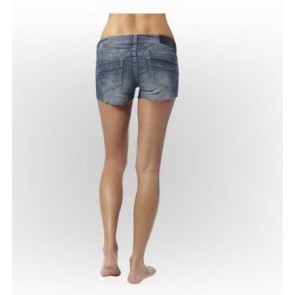 Fox Women's Moto Shorts - Worn Wash