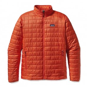 Patagonia Nano Puff Jacket - Eclectic Orange