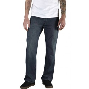Fox Duster Jeans - Dirty Rinse