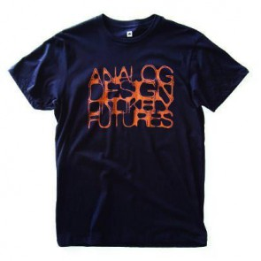 Analog Corrosion T Shirt - Black