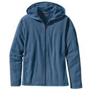 Patagonia Women's Aravis Zip Hoodie - Sky Blue