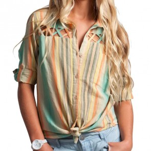 Rip Curl Women's Some Fun Top - Shifting Sand