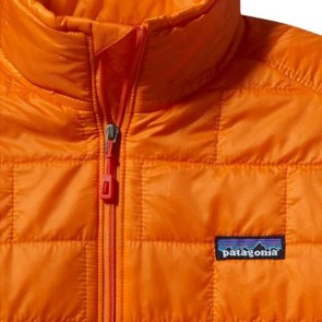 Patagonia Nano Puff Jacket - Turmeric Orange